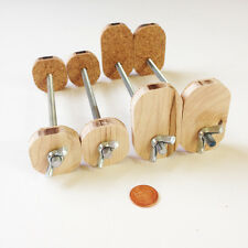 Set of 30 Luthier's Clamps (Spool Clamps) for Guitar Building