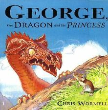 George, the Dragon and the Princess-ExLibrary