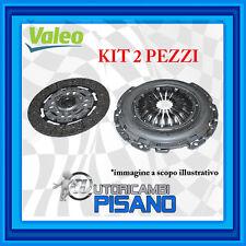 826537 KIT FRIZIONE VALEO 2 PEZZI ROVER 75 Tourer (RJ) 2.0 V6 150 CV 20K4F