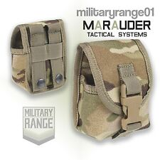 Marauder Osprey AP Grenade Pouch Military - MOLLE - British Army MTP Multicam