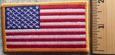 AMERICAN FLAG PATCH (RED, WHITE, BLUE)
