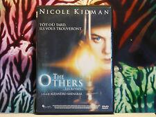 """DVD d'occasion très bon état : THE OTHERS  ...  """"Les autres"""" avec Nicole Kidman"""