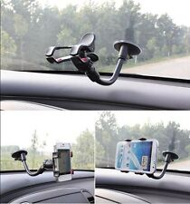Car Mount Holder Bracket Rotate Stand for iPhone 6 Plus Samsung Galaxy Note 4