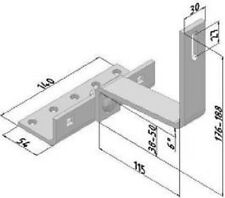 Schuco Solar Panel Pantile Roof Anchor Bracket 10.1