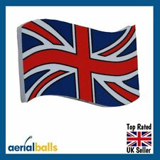 REDUCED...Union Jack Flag Team GB Olympics UK Flag Car Aerial Ball Topper
