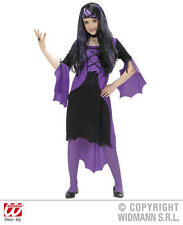 Childrens Vampire Girl Fancy Dress Costume 158Cm Halloween Outfit
