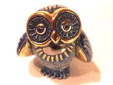 ARTESANIA RINCONADA # 723 BLUE OWL  Wise Owl
