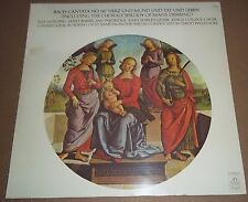 Willcocks/Ameling/Baker/Partridge BACH Cantata No.147 -  Angel S-36804 SEALED