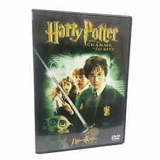 Harry Potter and the Chamber of Secrets DVD Japanese English Version
