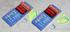 Laser Safety Sport & Bicycle Lights / Flashing & Steady NEW!