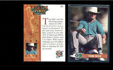 1993 Legends Magazine TOM KITE Golf Card