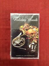 Chip Davis:  Holiday Musik II, (Vol. 2)  (Cassette, 1997, American Gram. ) NEW