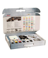 Airbrush Starter Set Kit completo per aerografia Harder & Steenbeck