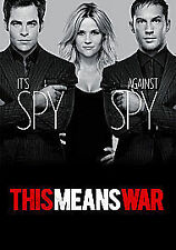 This Means War (DVD), Good DVD, Laura Vandervoort, Angela Bassett, Reese Withers
