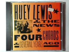 HUEY LEWIS AND THE NEWS Four chords & several years ago cd GERMANY