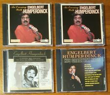 Lot of 3 Engelbert Humperdinck CD's In New Jewel Cases With Free Shipping