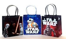 12pcs Star Wars Darth Vader R2D2 Birthday Party Favor Goodie Gift candy Bags