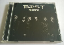 BEAST SHOCK Japan Press Limited Edition CD + DVD Ver. A - No Photocard K-POP