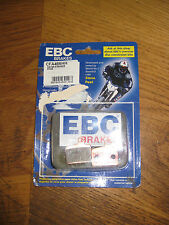 EBC Hayes Stroker Ryde Gold Brake Pads CFA466HH