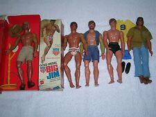 Big Jim Sammlung 5 Figuren Mattel 1971
