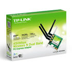 TP-LINK Triple Aerial Wireless N PCI Express WiFi Card 450Mbps 802.11 B, G & N