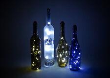 Light my Bottle LED Instant Lighting Wedding Art Party Tabletop 15 Fairy Lights