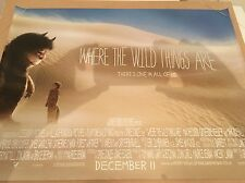 Where The Wild Things Are Original Uk Quad Poster