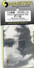 F-16 FIGHTING FALCON STATIC DISCHARGERS (18) 1/48 MASTER-MODEL