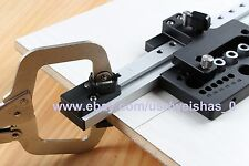 Wood Hole Jig Joinery Drilling Position System For Professional Panel Drilling