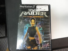 Lara Croft: Tomb Raider - The Angel of Darkness - Playstation 2 ps2