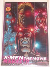 X-MEN THE MOVIE PREQUEL MAGNETO COMIC DF VARIANT (1)