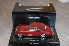 BENTLEY S2 STANDARD SALOON 1960 RED MINICHAMPS 436 139951 1/43 LIMITED EDITION
