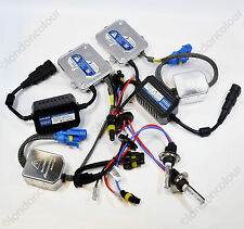 BMW E60 5 SERIES HID Xenon H7 CANBUS Conversion Kit Slim Ballasts 35w