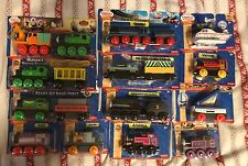 Lot Of 19 Piece New In Package Wooden Thomas The Trains