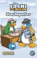 "Sunbird Club Penguin Pick Your Path 3: Star Reporter ""AS NEW"" Book"