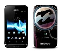 Sony Xperia Tipo ST21i Black BILLABONG Limited Edition Black without Simlock new