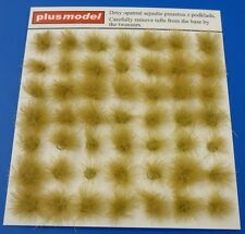 Plus Model 1:35 Tufts of Grass Dry 5-6mm Height Diorama Accessory #472