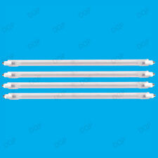 4x 400W Halogen Heater Replacement Tubes 242mm Fire Bar Heater Lamp Element Bulb