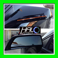 2010-2014 ORACLE CHEVY CAMARO PAINTABLE LED CONCEPT SIDE MIRRORS DUAL INTENSITY