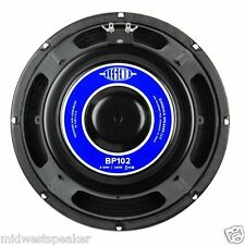 "Eminence LEGEND BP102 10"" Bass Guitar Speaker 8 ohm 200 Watt - FREE US SHIPPING!"