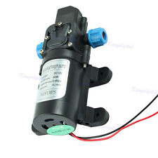 DC 5L/min 60W Micro Car Diaphragm High Pressure Water Pump Automatic Switch 12V