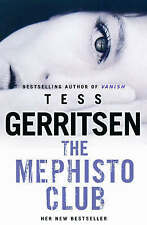 Tess Gerritsen The Mephisto Club Paperback Book
