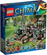 LEGO Chima 70014 - The Croc Swamp Hideout