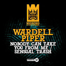 Nobody Can Take You From Me / Sensual Trash - Warde (2014, CD Maxi Single NIEUW)