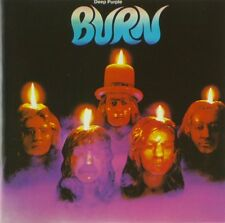 CD - Deep Purple - Burn - #A1841