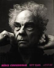 MERCE CUNNINGHAM FIFTY YEARS MODERN DANCER CHOREOGRAPHER