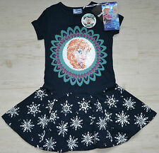 DESIGUAL GIRLS KLEID DRESS FROST 71V3DD4 NEU SOMMER 2017 Gr. 134 / 140 / 9 /10 Y