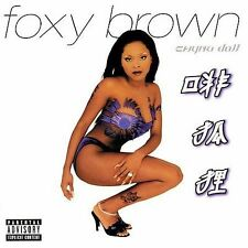 Foxy Brown: Chyna Doll Explicit Lyrics Audio Cassette