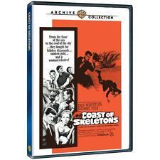 Coast of Skeletons, New DVD, Dale Robertson, Richard Todd,