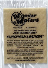 WONDER WAFERS® Air Freshener - 2 pk- European Leather